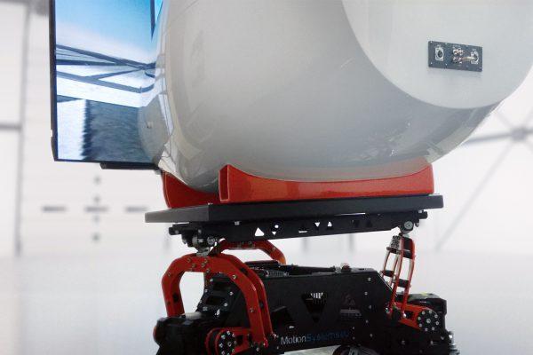 Symulator lotu PS-3TM-550