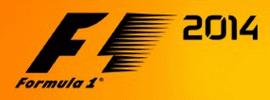 Wspierane grys - F1 2014