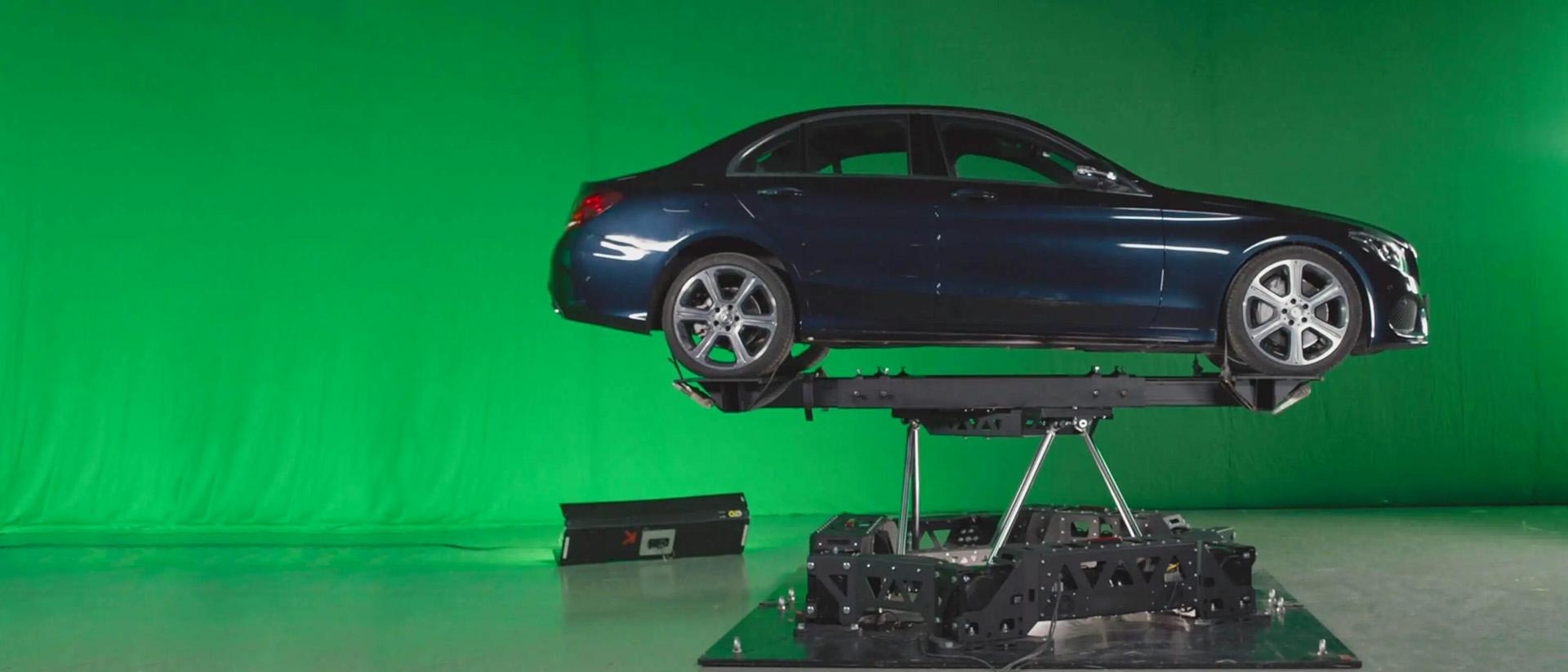 Stuntman - Motion Theater
