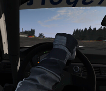 VR HeadWay Enabled for Racing