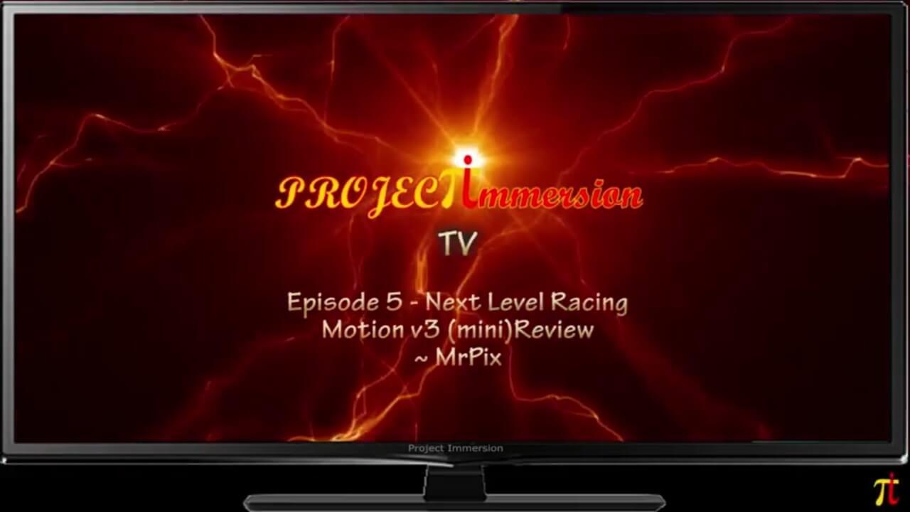 Motion Platform HS-203 - Review by PixTV E5