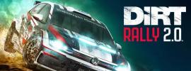 Wspierane gry - Dirt Rally 2