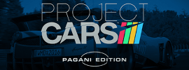 Wspierane gry - Project CARS Pagani Edition
